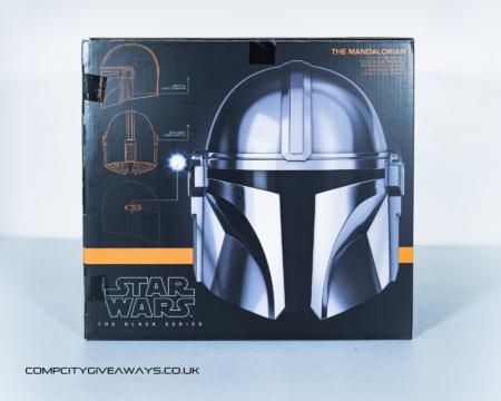 Star Wars Black Series: The Mandalorian Helmet