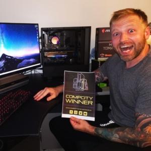 Sean Cheshire PC Winner