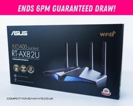 ASUS RT-AX82U 5400 Gaming Router