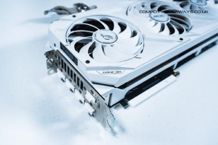 ASUS ROG STRIX RTX 3080 OC WHITE