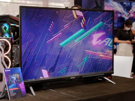 Gigabyte AORUS FV43U 4K Monitor