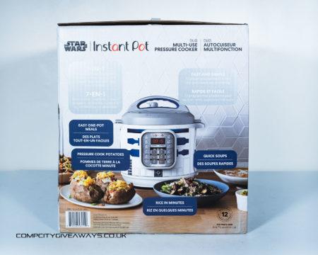 R2D2 Electric Instant Pot Multi Cooker