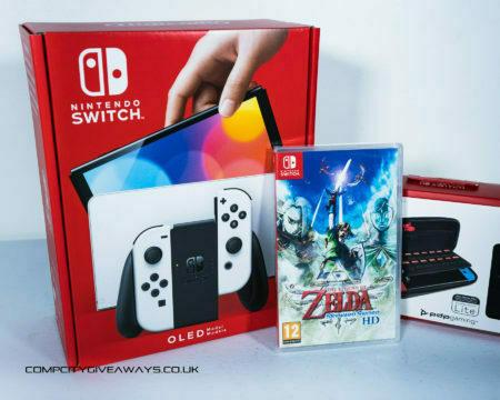 Nintendo Switch OLED Bundle