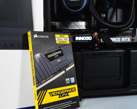 Beskar 5600X RTX 3060 Mini ITX PC