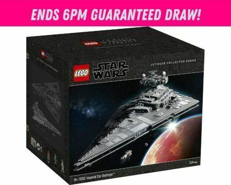 UCS Lego Imperial Star Destroyer 75252