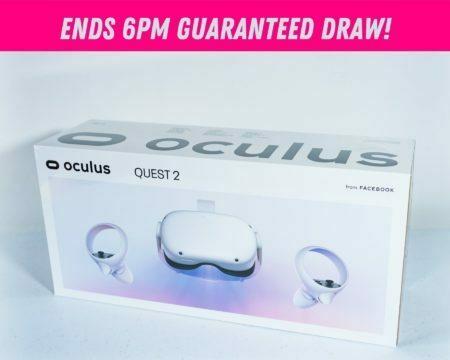 48 Hr Oculus 128gb