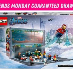 LEGO 76196 The Avengers Advent Calendar