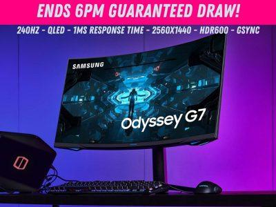 Samsung Odyssey G7 27