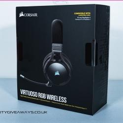 Corsair Virtuoso RGB Wireless