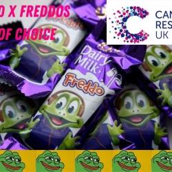 420 x Cadbury Freddo Charity Comp #2