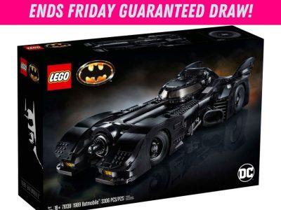 Lego 1989 Batmobile 76139