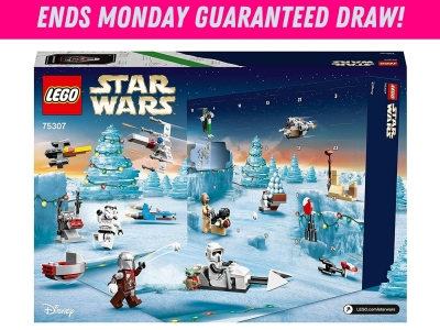 LEGO 75307 Star Wars Advent Calendar
